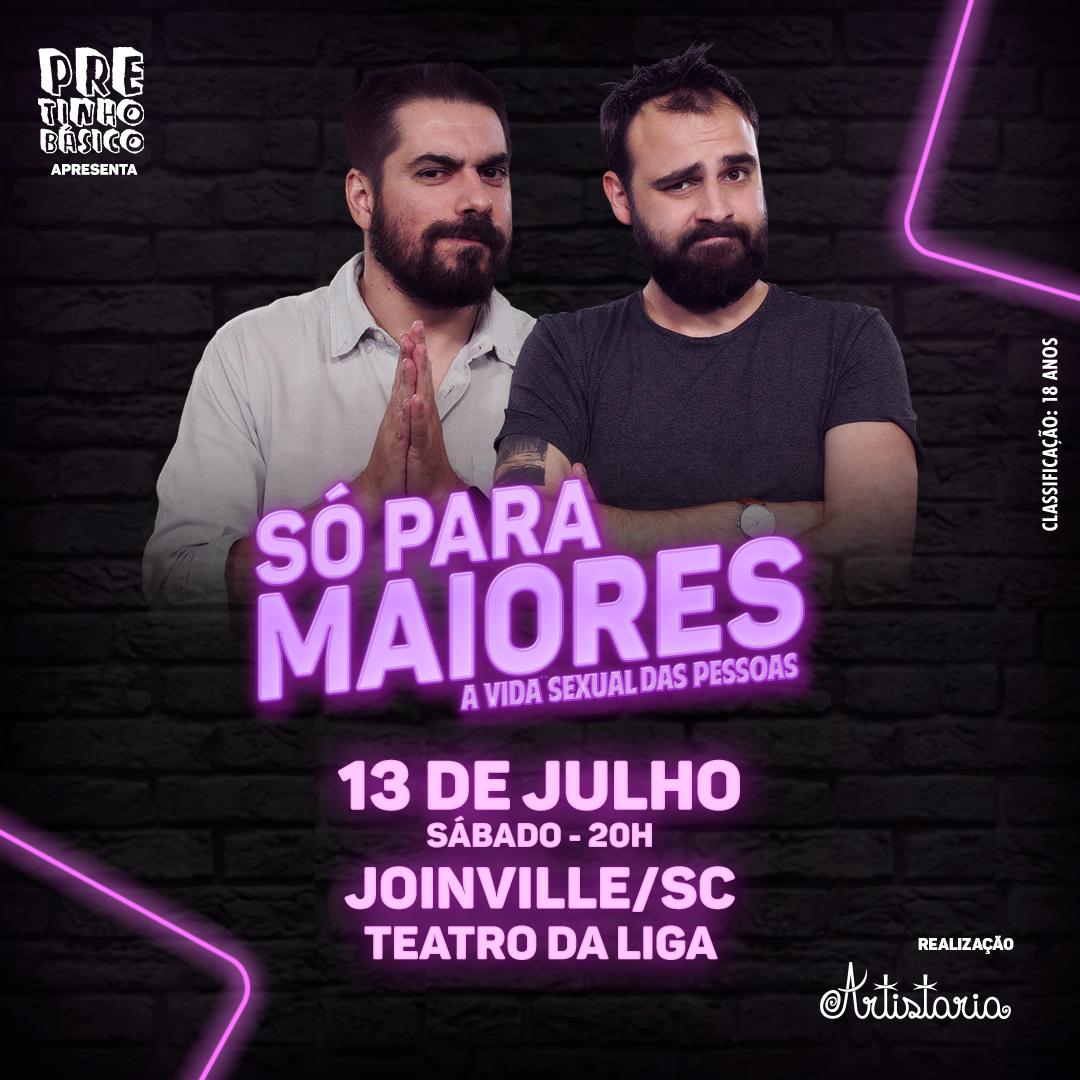Só Para Maiores em Joinville - SC